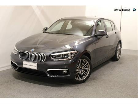www.bmwroma.store Store BMW Serie 1       (F20) 118d 5p. Urban
