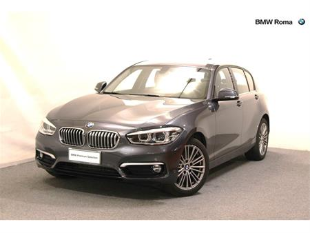 www.bmwroma.store Store BMW Serie 1       (F20) 116d 5p. Urban